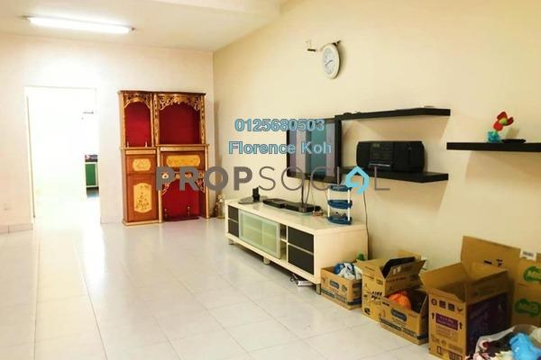 For Sale Terrace at Taman Nusa Bestari 1, Iskandar Puteri (Nusajaya) Freehold Semi Furnished 4R/3B 550k