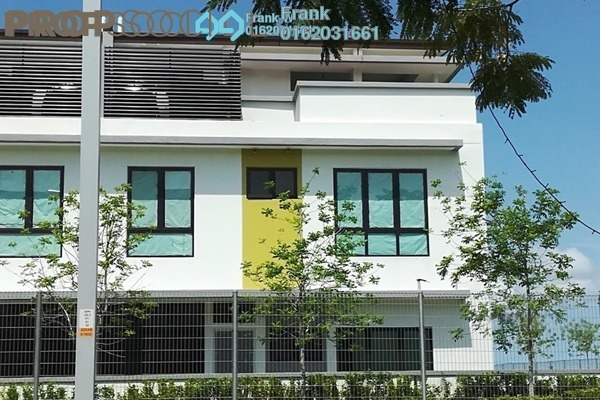 For Sale Semi-Detached at S2 Heights, Seremban 2 Freehold Unfurnished 5R/5B 1.58m