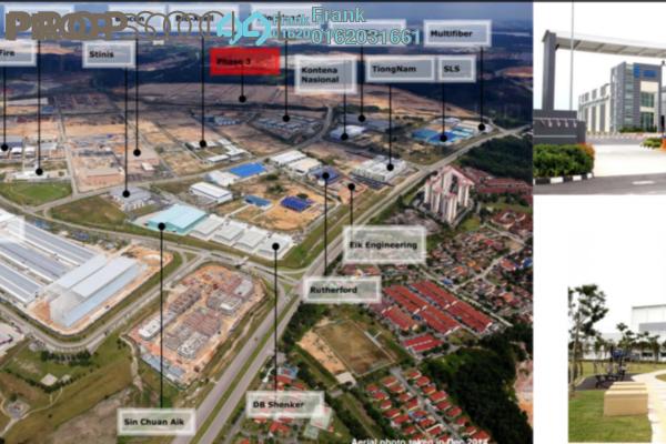For Sale Land at SiLC, Iskandar Puteri (Nusajaya) Freehold Unfurnished 0R/0B 4.2m