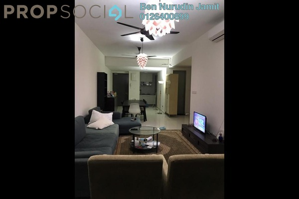 For Rent Condominium at Infiniti3 Residences, Wangsa Maju Freehold Fully Furnished 2R/2B 3.5k