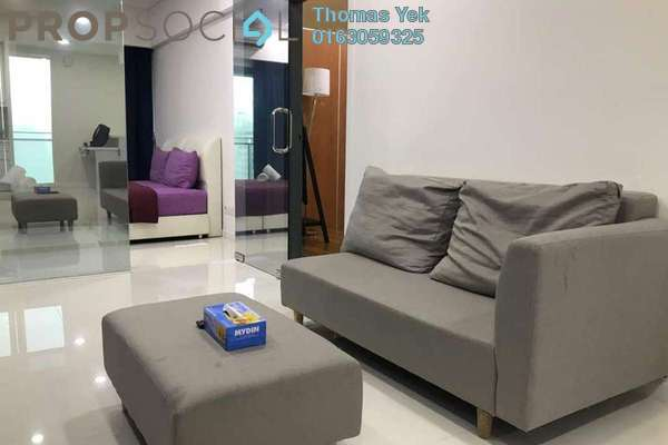 For Rent Condominium at Summer Suites, KLCC Freehold Fully Furnished 2R/2B 2.8k