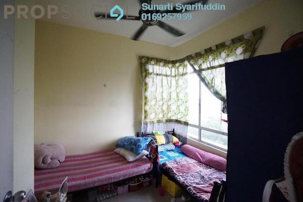 For Sale Condominium at Prima U1, Shah Alam Freehold Semi Furnished 3R/2B 320k