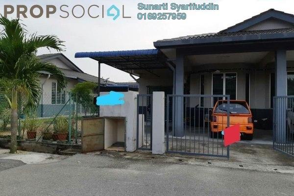For Sale Semi-Detached at Kampung Perigi Nenas, Port Klang Freehold Semi Furnished 4R/2B 350k