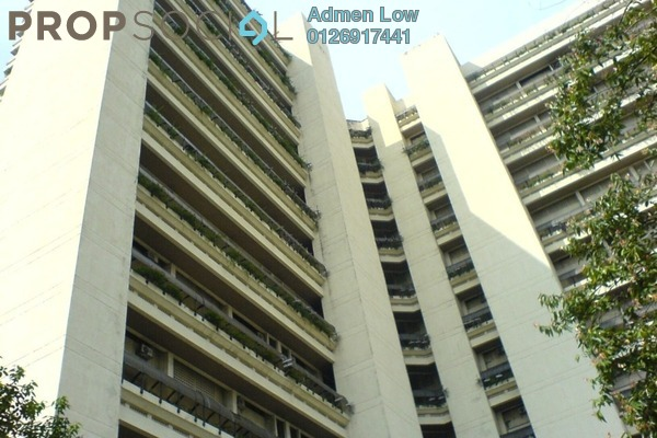 For Rent Condominium at GCB Court, Ampang Hilir Freehold Fully Furnished 5R/4B 4.5k