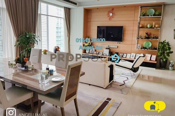 For Sale Condominium at Quadro Residences, KLCC Freehold Fully Furnished 5R/4B 4.08m