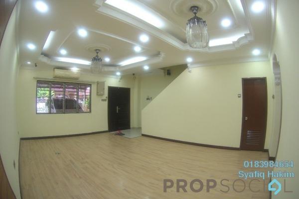 For Sale Terrace at Seksyen 5, Bangi Freehold Semi Furnished 4R/3B 655k