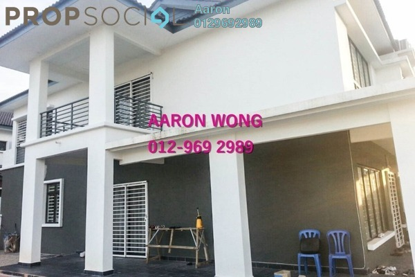 For Sale Terrace at Bandar Damai Perdana, Cheras South Freehold Semi Furnished 5R/4B 1.33m