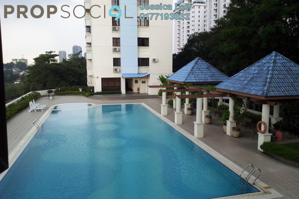 For Sale Condominium at Prima 16, Petaling Jaya Freehold Semi Furnished 2R/2B 799k