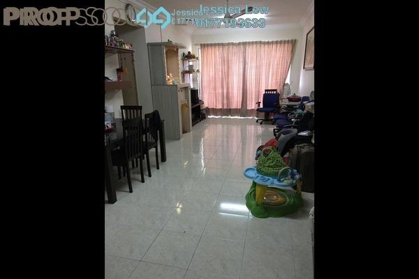For Sale Condominium at Koi Tropika, Puchong Freehold Semi Furnished 2R/2B 345k