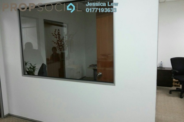 For Sale Office at Perdana Business Centre, Damansara Perdana Freehold Unfurnished 0R/0B 610k