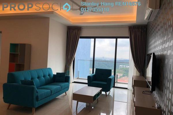 For Rent Condominium at Sky Condominium, Bandar Puchong Jaya Freehold Fully Furnished 4R/3B 4k