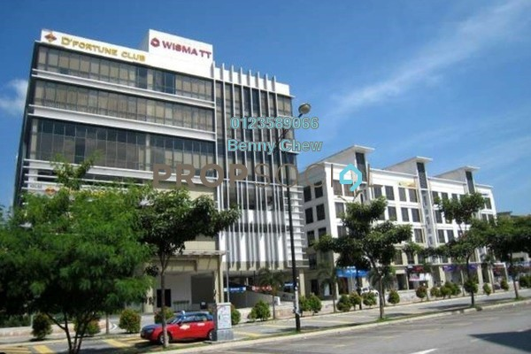 For Rent Office at Sunway Mentari, Bandar Sunway Freehold Semi Furnished 0R/0B 28k