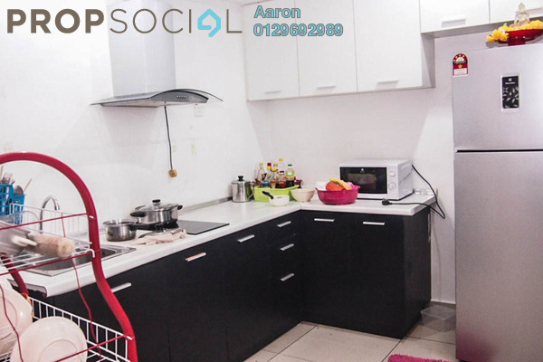 For Sale Duplex at The Scott Soho, Old Klang Road Freehold Semi Furnished 2R/2B 690k