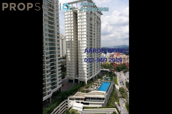 For Sale Condominium at Camellia, Bangsar South Freehold Semi Furnished 1R/1B 620k
