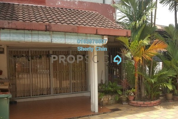 For Sale Terrace at Taman Supreme, Cheras Leasehold Unfurnished 4R/0B 1.23m