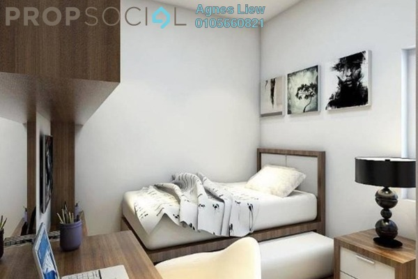 For Sale Condominium at Residensi Rampai 2, Kuala Lumpur Freehold Semi Furnished 4R/2B 399k