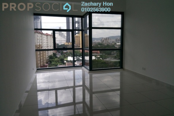 For Rent SoHo/Studio at 3 Towers, Ampang Hilir Freehold Semi Furnished 1R/1B 1.3k