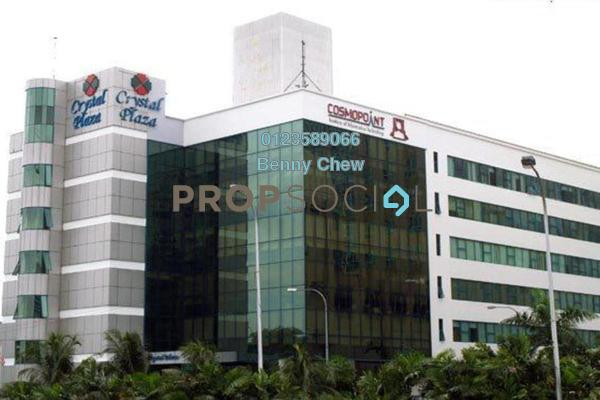 For Rent Office at Crystal Plaza, Petaling Jaya Freehold Semi Furnished 0R/0B 60.2k