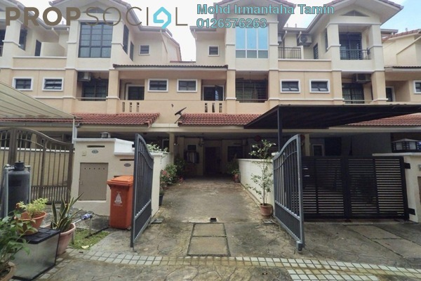 For Sale Townhouse at Parkville Garden Townhouse, Sunway Damansara Freehold Semi Furnished 3R/3B 900k