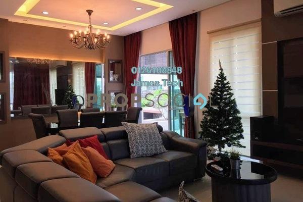 For Sale Semi-Detached at Setia Damai, Setia Alam Freehold Semi Furnished 5R/4B 1.35m