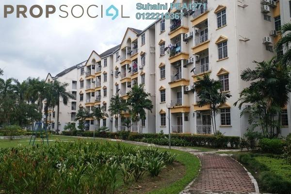 For Sale Condominium at Tiara Duta, Ampang Leasehold Semi Furnished 3R/2B 400k