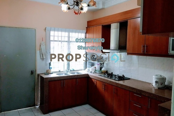 For Sale Terrace at Section 3, Bandar Mahkota Cheras Freehold Unfurnished 4R/3B 490k