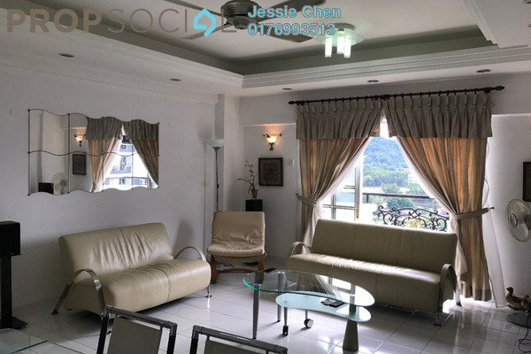 For Rent Condominium at Le Renaissance, Seremban Freehold Fully Furnished 4R/3B 2.5k