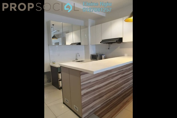For Sale Condominium at The Wharf, Puchong Leasehold Fully Furnished 2R/2B 360k