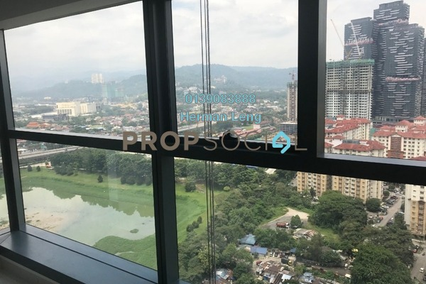 For Rent Office at 3 Towers, Ampang Hilir Freehold Semi Furnished 0R/0B 2.9k