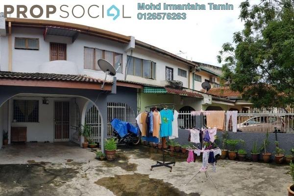 For Sale Terrace at Seksyen 3, Bandar Baru Bangi Leasehold Unfurnished 4R/3B 550k
