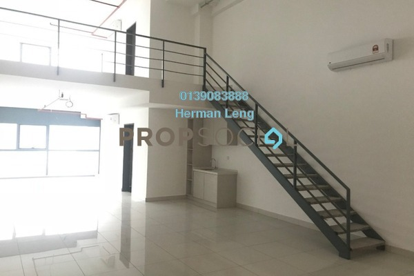 For Rent Office at 3 Towers, Ampang Hilir Freehold Semi Furnished 0R/2B 3.3k