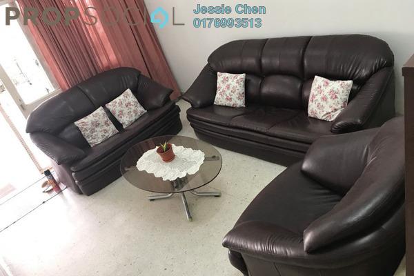 For Rent Terrace at Taman Bukit Kaya, Seremban Freehold Fully Furnished 3R/2B 1.1k