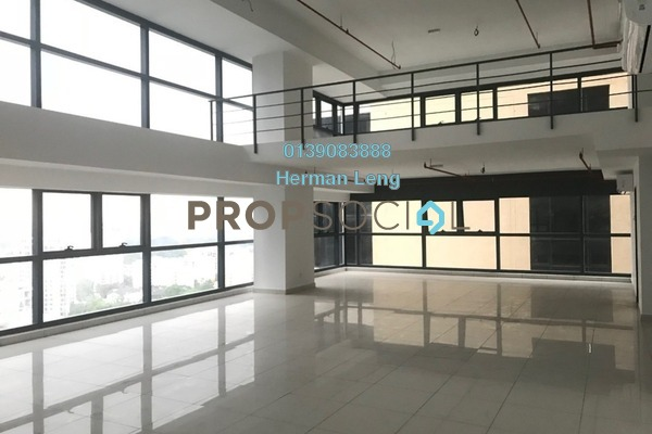 For Rent Office at 3 Towers, Ampang Hilir Freehold Semi Furnished 0R/2B 6.5k