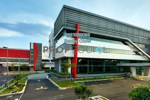 For Rent Office at Axis Business Park, Petaling Jaya Freehold Semi Furnished 0R/0B 54k