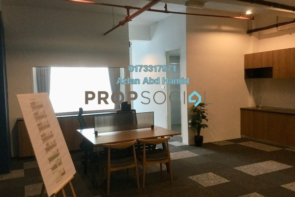 For Sale Office at Metropolitan Square, Damansara Perdana Freehold Semi Furnished 0R/0B 301k