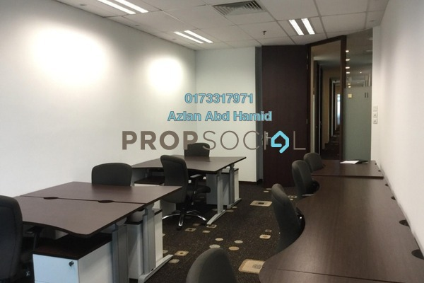 For Rent Office at Menara Axiata, KL Sentral Freehold Fully Furnished 0R/0B 5.5k