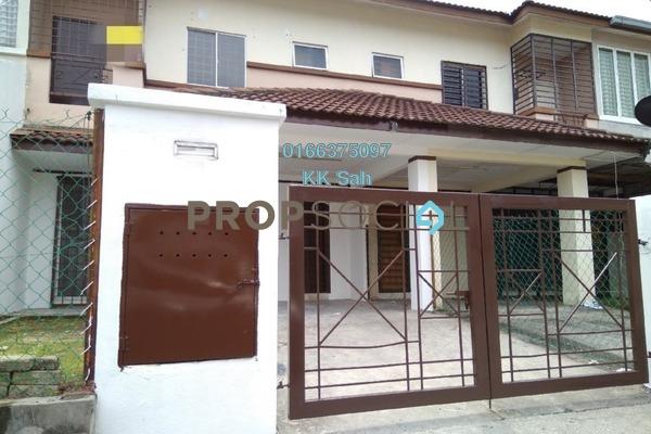 For Sale Link at Section 8, Bandar Mahkota Cheras Freehold Unfurnished 4R/3B 468k