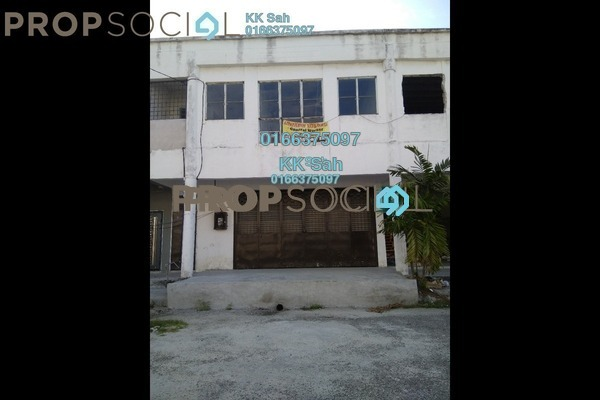 For Rent Factory at Bandar Armada Putra, Port Klang Freehold Unfurnished 1R/2B 1.3k