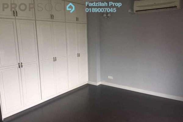 For Rent Condominium at Hartamas Regency 1, Dutamas Freehold Semi Furnished 5R/3B 3.8k