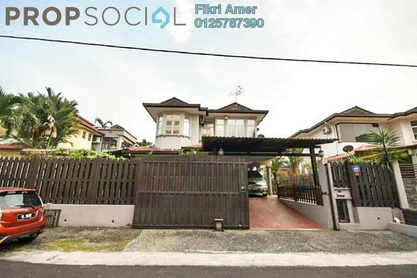 For Sale Bungalow at Saujana Akasia, Sungai Buloh Freehold Unfurnished 5R/4B 1.05m