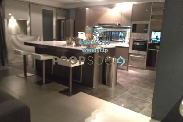For Sale Condominium at Hampshire Park, KLCC Freehold Semi Furnished 2R/2B 2.08m