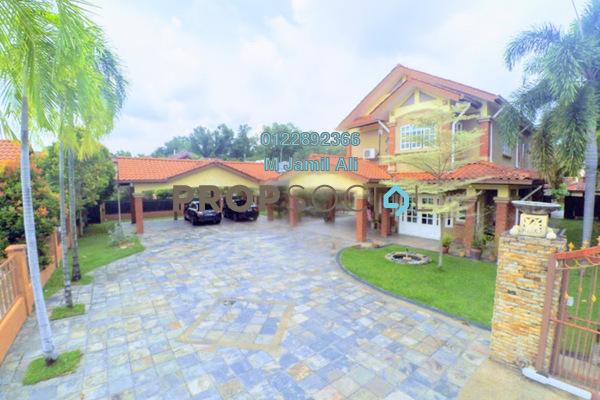 For Sale Bungalow at Suadamai, Bandar Tun Hussein Onn Freehold Semi Furnished 5R/4B 2.5m