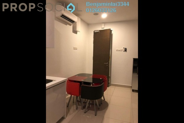 For Rent Condominium at H2O Residences, Ara Damansara Freehold Fully Furnished 1R/1B 1.8k