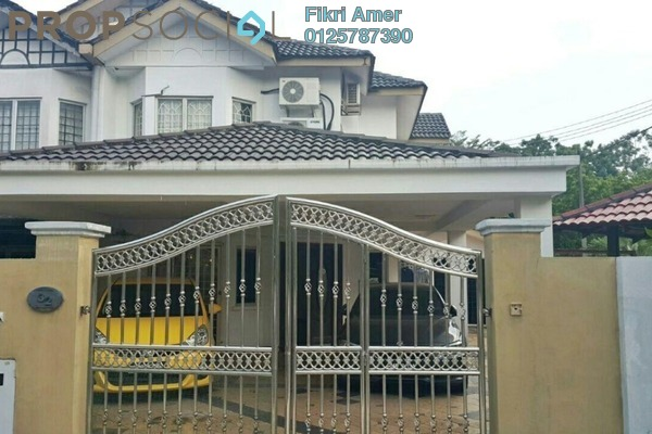 For Sale Terrace at Section 7, Shah Alam Leasehold Unfurnished 4R/3B 950k
