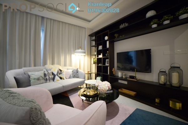 For Sale Condominium at Tropicana Metropark, Subang Jaya Freehold Semi Furnished 3R/2B 789k
