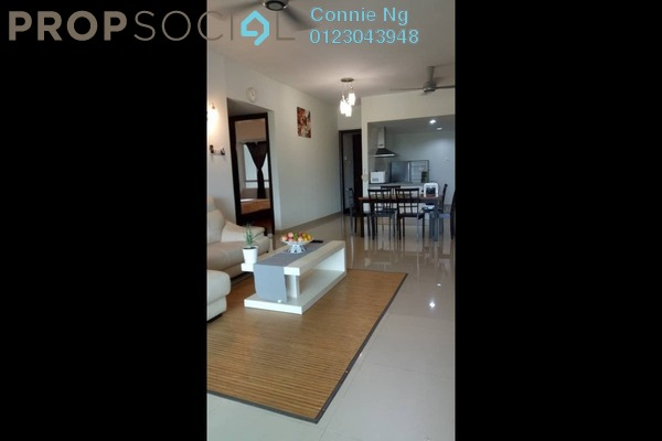 For Rent Apartment at Palma Perak & Puteri, Kota Damansara Freehold Fully Furnished 3R/3B 2.5k