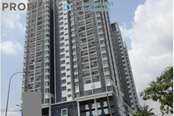 For Sale Duplex at The Loft @ ZetaPark, Setapak Leasehold Unfurnished 0R/0B 623k
