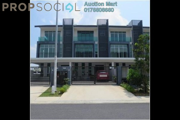 For Sale Terrace at Bangi Avenue, Kajang Leasehold Unfurnished 0R/0B 680k