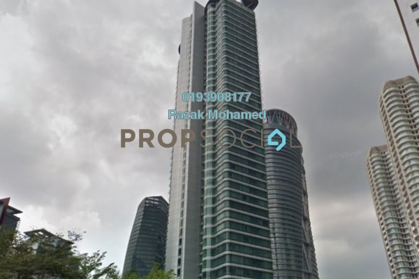 For Rent Condominium at The Avare, KLCC Freehold Semi Furnished 5R/6B 12k