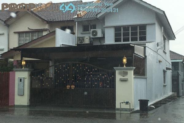 For Sale Terrace at Taman Cheras Prima, Kajang Freehold Semi Furnished 4R/2B 650k